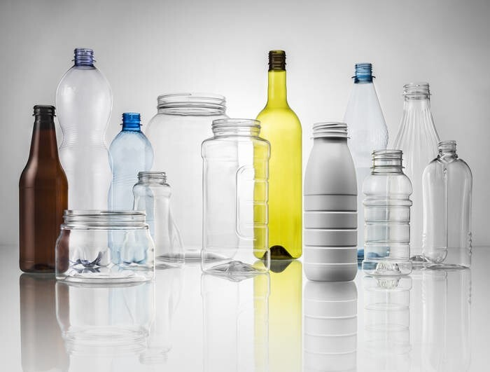 LOGO_PET bottles, containers & kegs