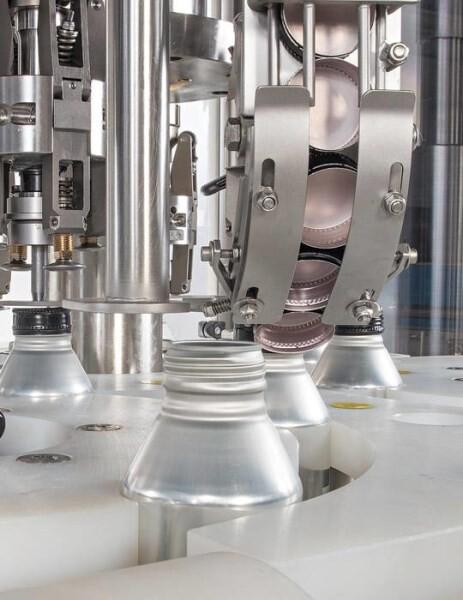 LOGO_Verschließer für Aluminiumflaschen