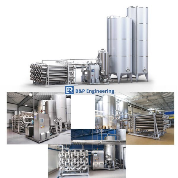 LOGO_XL Ultrafiltration system for juice concentrate