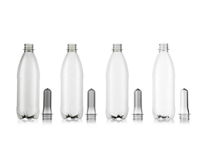 LOGO_One-way preforms & bottles