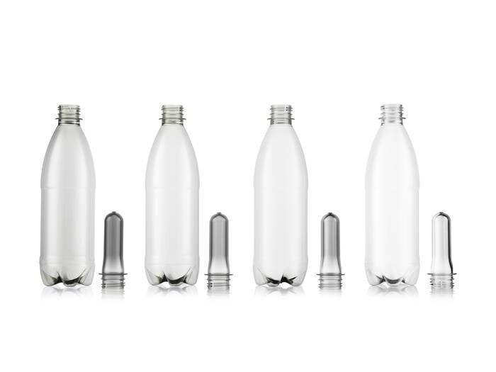 LOGO_Einweg-Preforms und -Flaschen