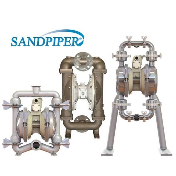 LOGO_SANDPIPER® Druckluftmembranpumpen