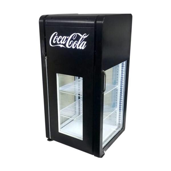 LOGO_4 - side glass beverage merchandiser
