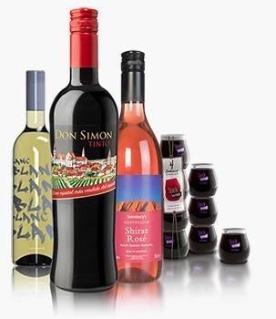 LOGO_PET Packaging for Wine