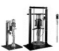 LOGO_Druckluftbetriebene Kolbenpumpen und Systeme für niedrig- bis hochviskose Fördermedien