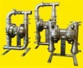 LOGO_Hygienic BIBER Air operated Diaphragm pump