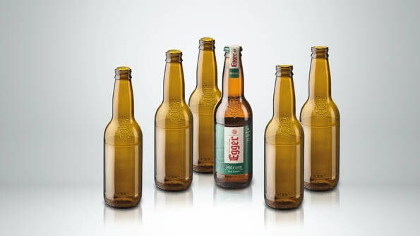LOGO_Egger Brewery: Fit for the future - A good beer in attractive packaging