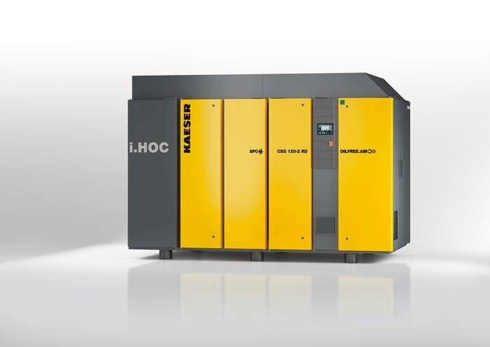 LOGO_CSG mit i.HOC: Effizient getrocknet und ölfrei