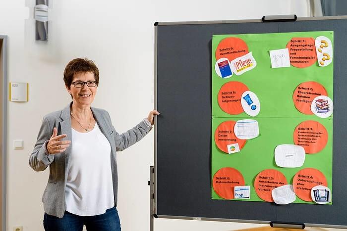 LOGO_Fort- und Weiterbildung  Pflege und Soziale Berufe