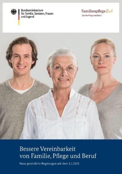 LOGO_Pflege: Familienpflegezeit und Reform der Pflegeausbildung