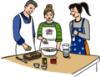 LOGO_Wir machen PädagogInnen fit für das Kochen mit Kindern - durch kostenfreie Fortbildungen