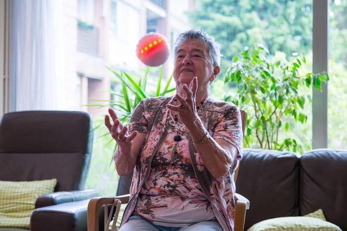 LOGO_ichó – interaktive Förderung für Menschen mit Demenz