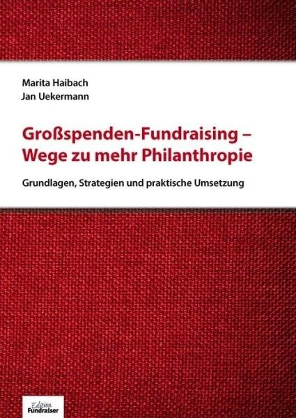 LOGO_FACHBUCH Großspenden-Fundraising