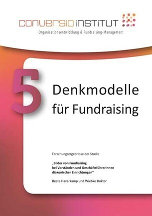 LOGO_5 Denkmodelle für Fundraising