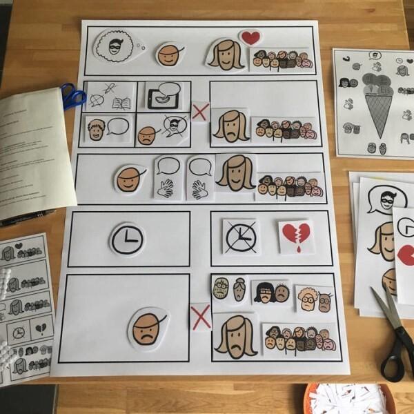 LOGO_visuelle Kommunikations- und Trainingstools