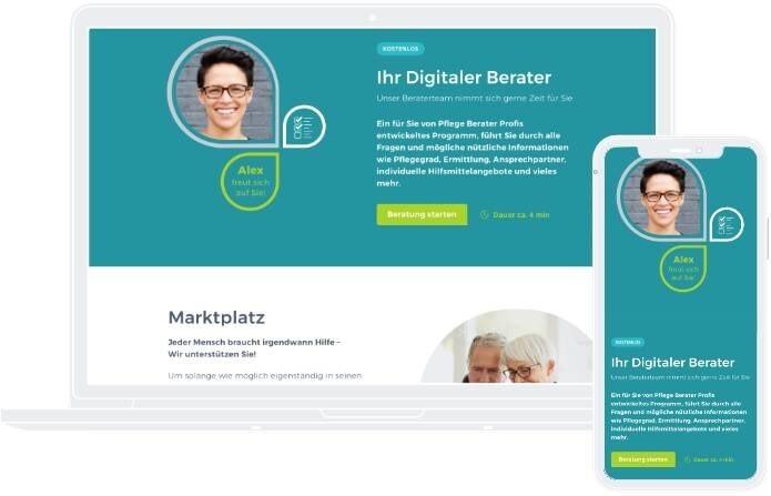LOGO_Über die Plattform mitpflegeleben.de