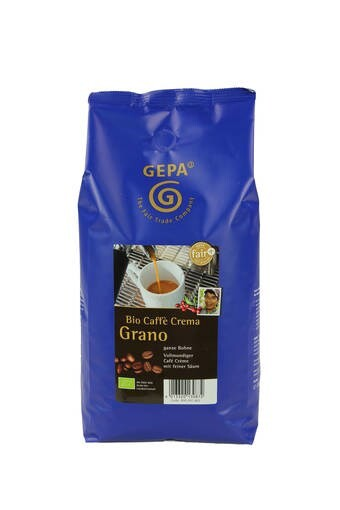 LOGO_GEPA Bio Caffè Crema Grano