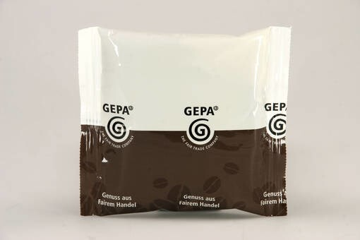LOGO_GEPA Portionspäckchen Filterkaffee