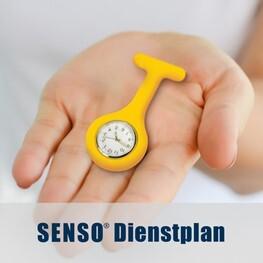 LOGO_SENSO® Dienstplan – Die Software für die Personalplanung und das Zeitmanagement in Sozialen Einrichtungen