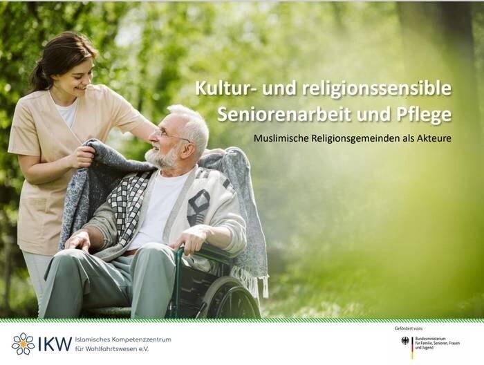 LOGO_Kultur- und religionssensible Seniorenarbeit und Pflege: Muslimische Religionsgemeinden als Akteure