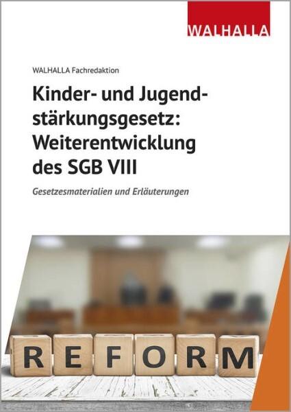 LOGO_Kinder- und Jugendstärkungsgesetz: Weiterentwicklung des SGB VIII