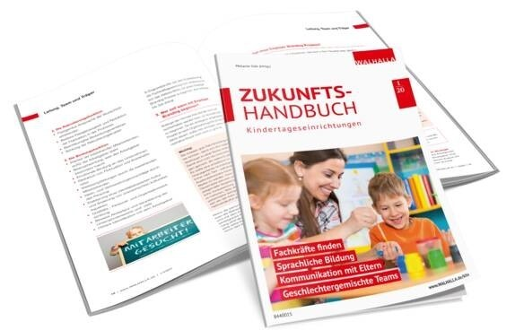 LOGO_Zeitschrift Zukunfts-Handbuch Kindertageseinrichtungen