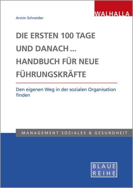 LOGO_Die ersten 100 Tage und danach... Handbuch für neue Führungskräfte