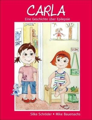 """LOGO_Kinderbuch """"CARLA - eine Geschichte über Epilepsie"""""""
