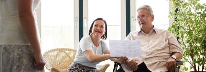 LOGO_Leistungen der Pflegeversicherung