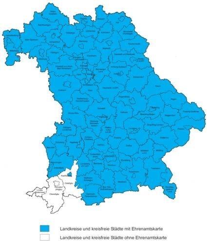 LOGO_Die Bayerische Ehrenamtskarte: Ein Zeichen der Anerkennung