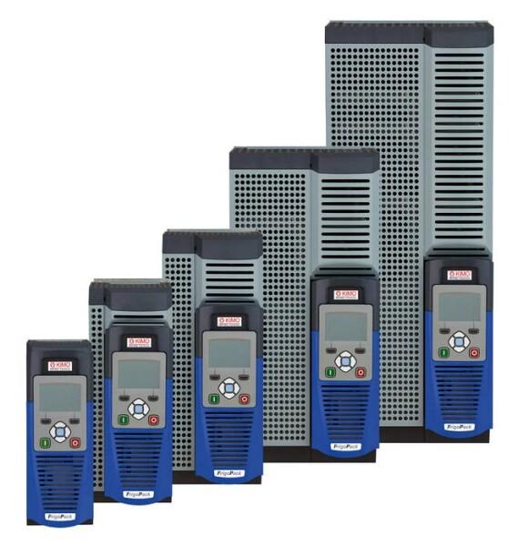 LOGO_FrigoPack FU+ Frequenzumrichter speziell für die Kältetechnik