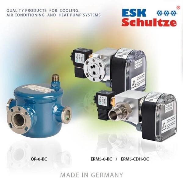 LOGO_Oil level regulators mechanical / electronical