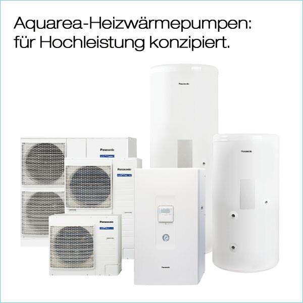 LOGO_Panasonic-Heizsysteme / Produktreihe AQUAREA