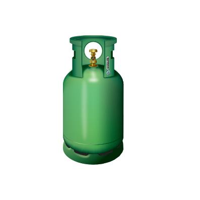 LOGO_Kältemittel - 12,5 l Druckgasbehälter unbrennbare Gase