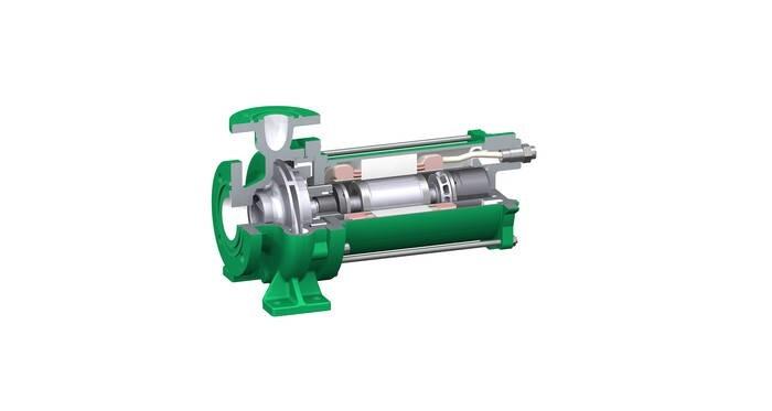 LOGO_Einstufige Spaltrohrmotorpumpe CNF 40 - 160
