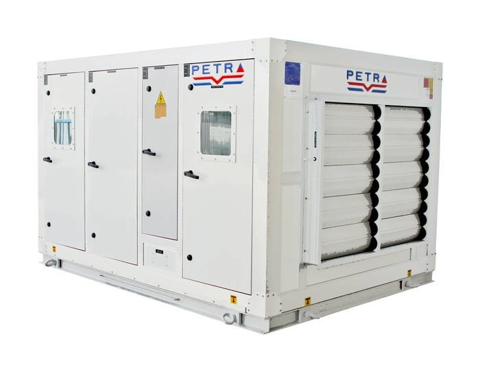 LOGO_Central Air Handling Unit with Thermal Break (PAHH 62)