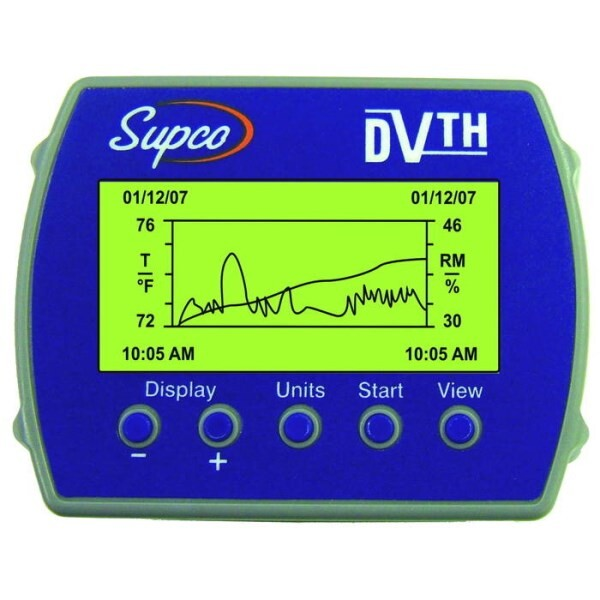 LOGO_DVTH - Tempreture Humidity Logger with Display