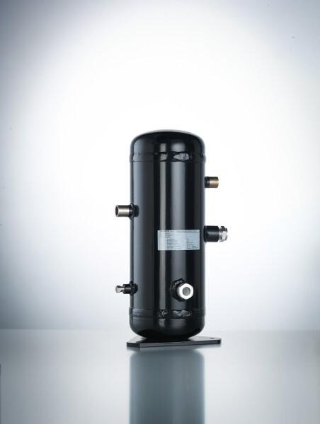 LOGO_Oil separators for CO2 application with oil reservoir (patent pending)