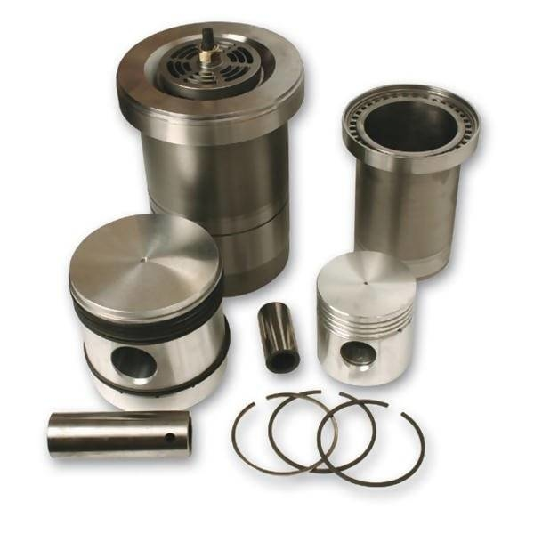 LOGO_Spare parts for Industrial Compressors: Sevice sets and kits