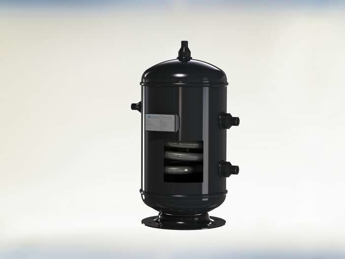 LOGO_Liquid Separator With Heat Exchanger