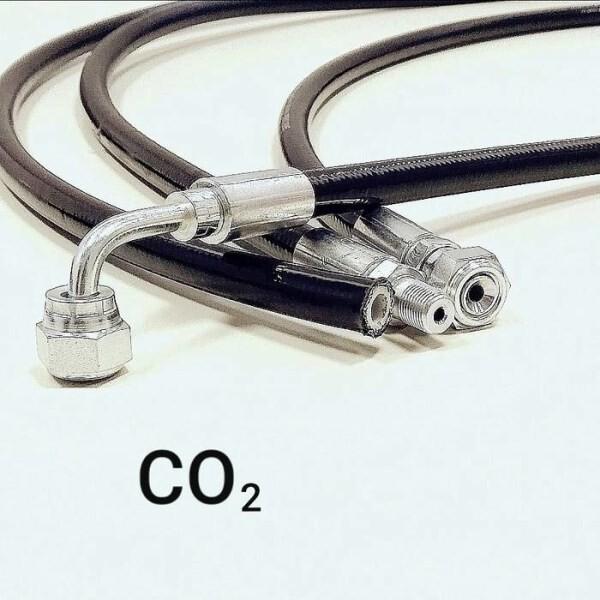 LOGO_Thermoplastische Schläuche mit 120 bar Arbeitsdruck für CO₂ Anwendungen