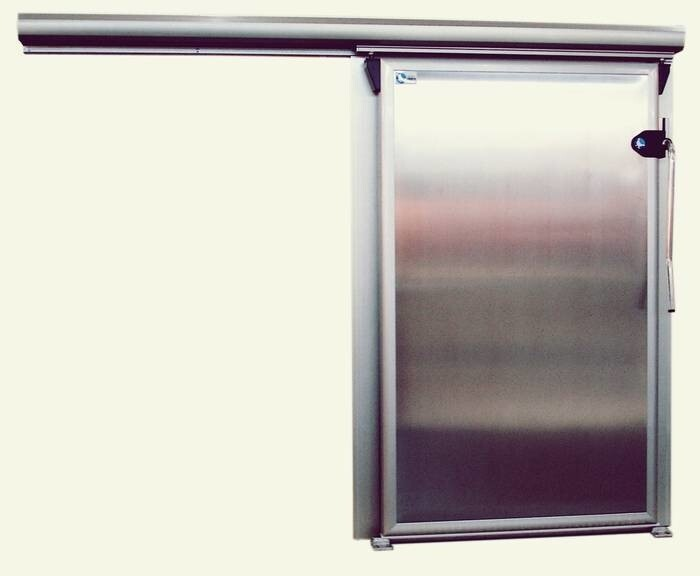 LOGO_Insulated Sliding Door for Cold Rooms and Freezers
