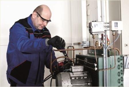 LOGO_Qualifizierte Fachkräfte in der Kälte- und Klimatechnik