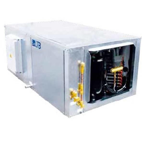 LOGO_Mono und Multisplit mit Zentrifugal Luftkondensation