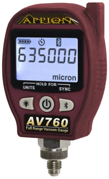 LOGO_AV760 Wireless Vacuum Gauge