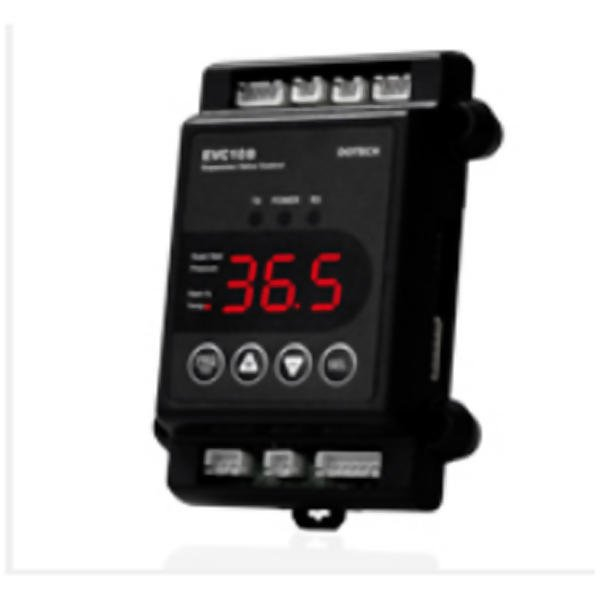 LOGO_EVC10B Electronic Expansion Valve Controller (Unipolar Step Motor Type)