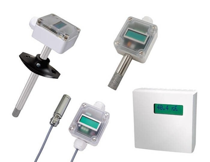 LOGO_Humidity and Temperature Transducer vith Heating Function from 95% r.H.