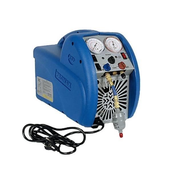 LOGO_Promax RG5410A-E High Pressure Recovery Unit
