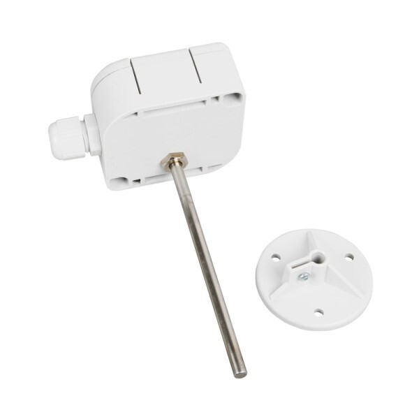 LOGO_TEMPERATURE SENSORS WITH A STEM AND PLASTIC CONNECTION HEAD - S120