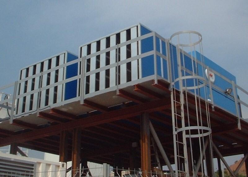 LOGO_EWK-DC Radial Closed Circuit Cooling Tower